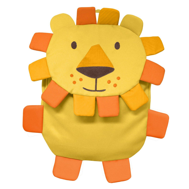 美国green sprouts/小绿芽 儿童双肩包/背包 黄色狮子