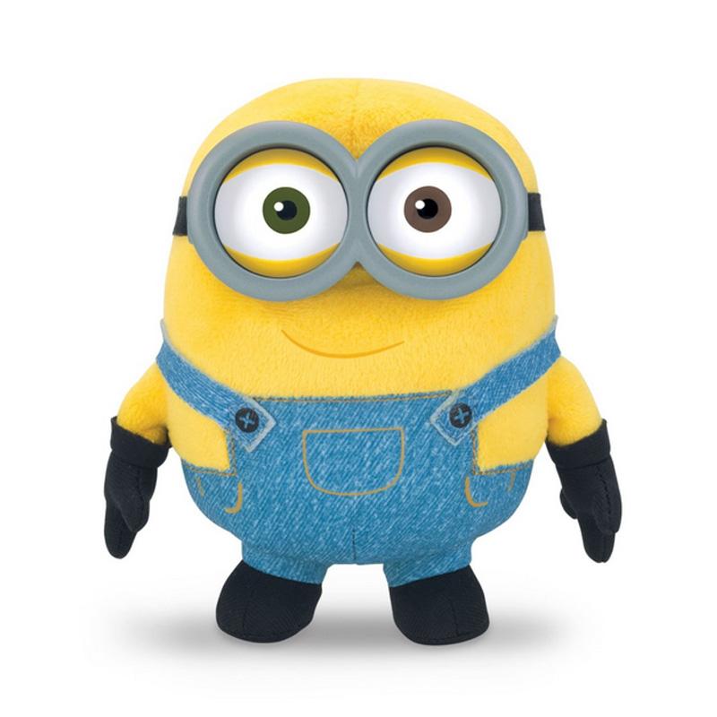 despicable me minion 卑鄙的我 可爱小黄人 鲍勃bob 人偶玩具
